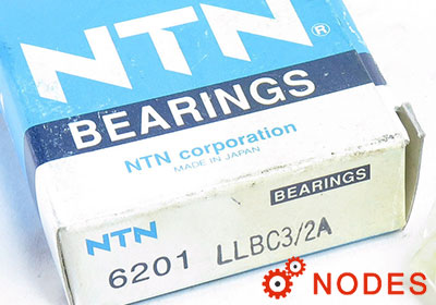 NTN 6201LLBC3 bearings | 12x32x10mm