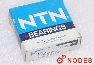 NTN 6204LLBC3 bearings | 20x47x14mm