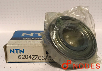 NTN 6204ZZC3 bearings | 20x47x14mm