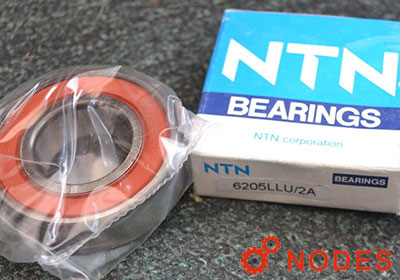 NTN 6205LLU bearings | 25x52x15mm