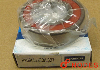 NTN 6206LLU bearings | 30x62x16mm