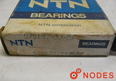 NTN 6208ZZ bearings | 40x80x18mm