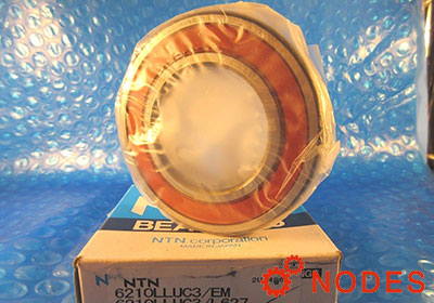 NTN 6210LLU bearings | 50x90x20mm