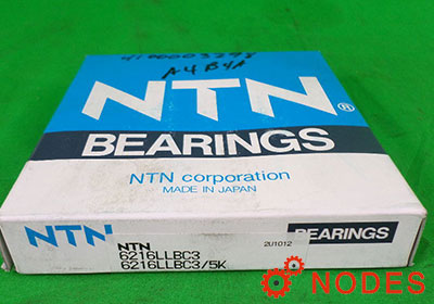 NTN 6216LLBC3 bearings | 80x140x26mm