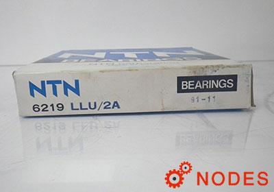 NTN 6219LLU bearings | 95x170x32mm