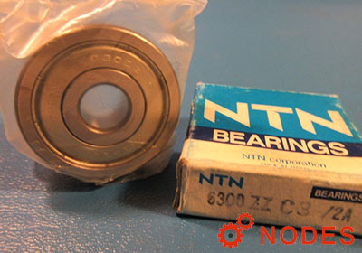 NTN 6300ZZC3 bearings | 10x35x11mm