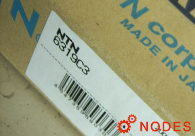 NTN 6319C3 bearings | 95x200x45mm