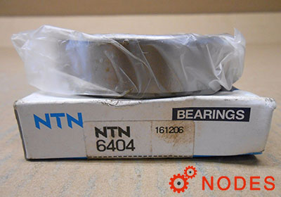 NTN 6404 bearings | 20x72x19mm