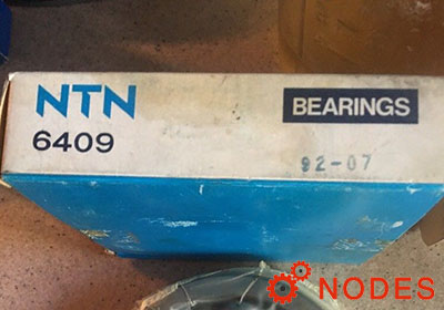 NTN 6409 bearings | 45x120x29mm