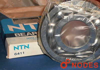 NTN 6411 bearings | 55x140x33mm