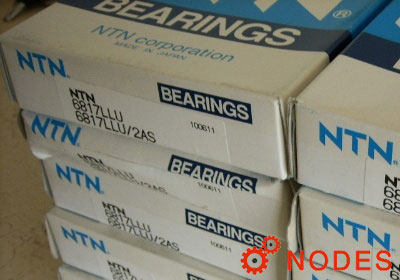 NTN 6817LLU bearings | 85x110x13mm