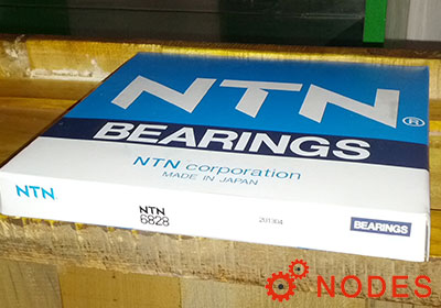 NTN 6828 bearings | 140x175x18mm