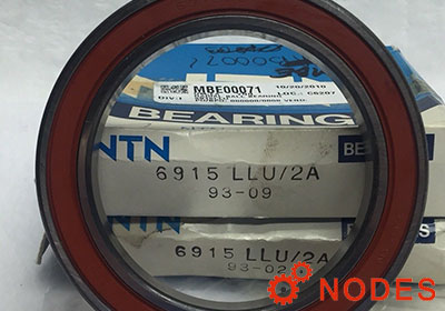 NTN 6915LLU bearings | 75x105x16mm
