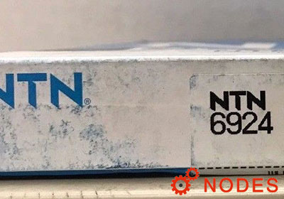 NTN 6924 bearings | 120x165x22mm