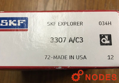SKF 3307 A/C3 ball bearings