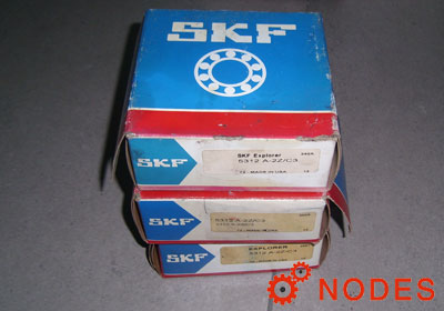 SKF 3312 A-2Z/C3 ball bearings