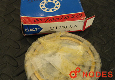 SKF QJ210MA ball bearings