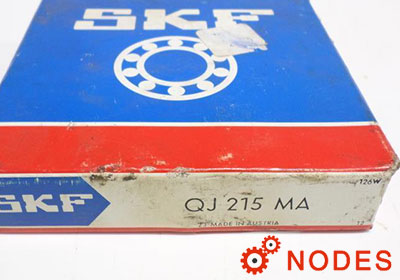 SKF QJ215MA ball bearings