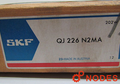 SKF QJ226N2MA ball bearings