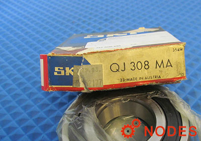 SKF QJ308MA ball bearings