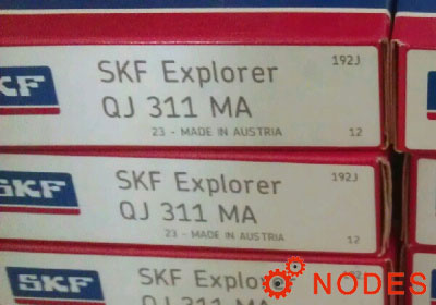 SKF QJ311MA ball bearings