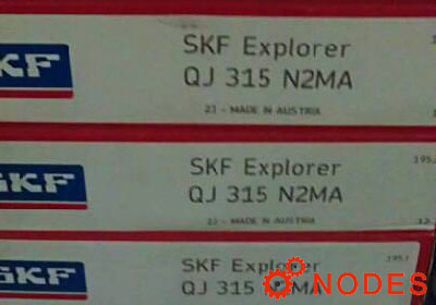SKF QJ315N2MA ball bearings