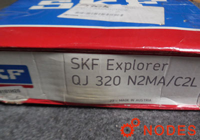 SKF QJ320N2MA ball bearings