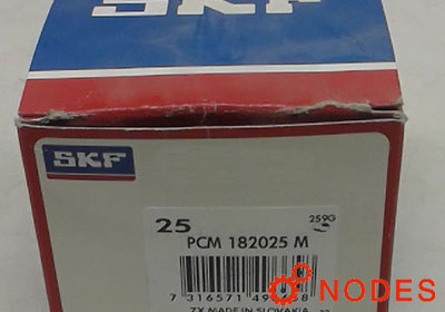 SKF PCM182025M bushings | 18mm x 20mm x 25mm