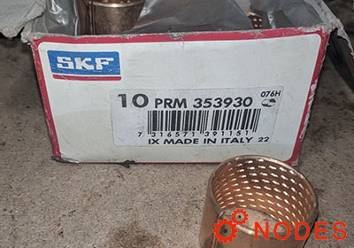 SKF PRM353930 bushing bearing | Dimension 35x39x30mm