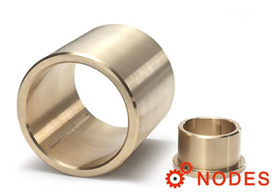 SKF solid bronze bushings