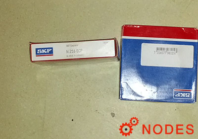 SKF N 216 ECP cylindrical roller bearings