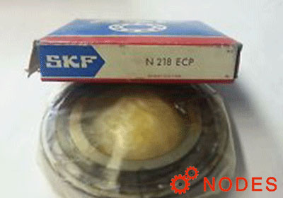 SKF N 218 ECP cylindrical roller bearings