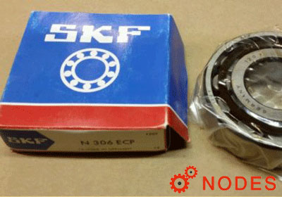 SKF N 306 ECP cylindrical roller bearings