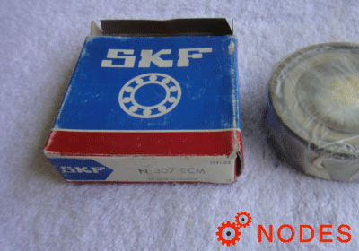 SKF N 307 ECM cylindrical roller bearings