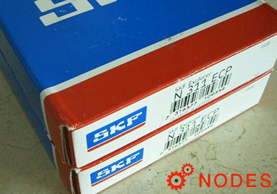SKF N 311 ECP cylindrical roller bearings