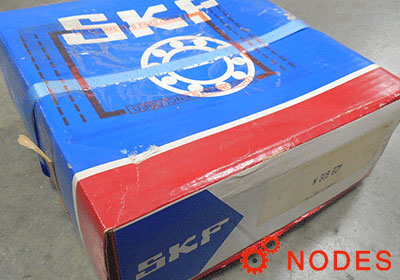 SKF N 319 ECM cylindrical roller bearings