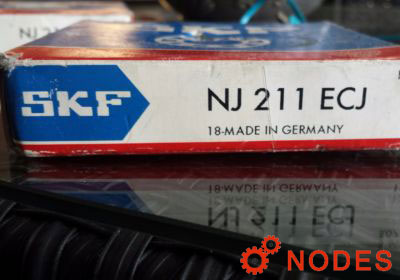 SKF NJ211ECJ cylindrical roller bearings