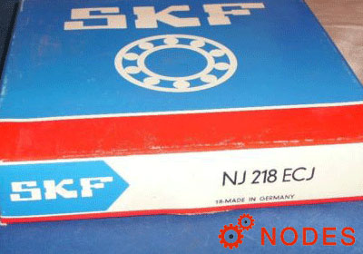 SKF NJ218ECJ cylindrical roller bearings