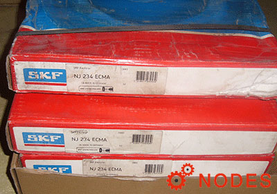 SKF NJ234ECM cylindrical roller bearings