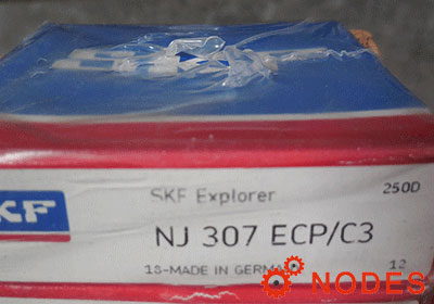 SKF NJ307ECP/C3 cylindrical roller bearings