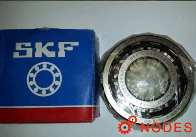 SKF NJ308ECP/C3 cylindrical roller bearings