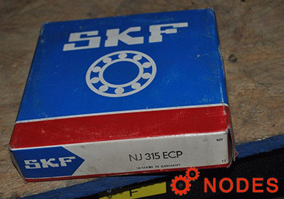 SKF NJ315ECP Bearing