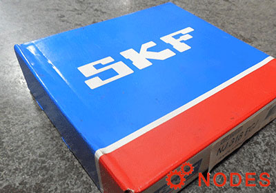 SKF NJ318ECJ cylindrical roller bearings