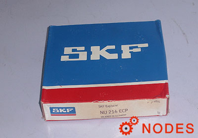 SKF NU216ECP cylindrical roller bearings
