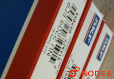 SKF NU2209ECP cylindrical roller bearings