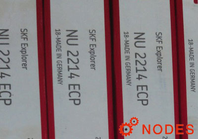 SKF NU2214ECP cylindrical roller bearings