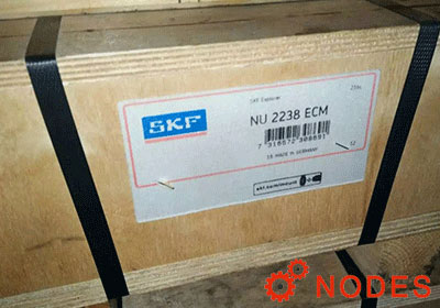SKF NU2238ECM cylindrical roller bearings