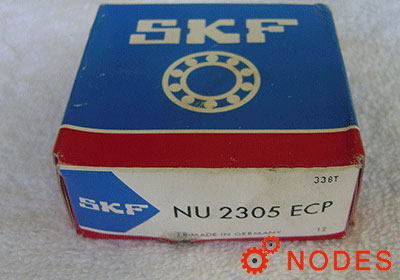 SKF NU2305ECP cylindrical roller bearings