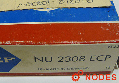 SKF NU2308ECP cylindrical roller bearings