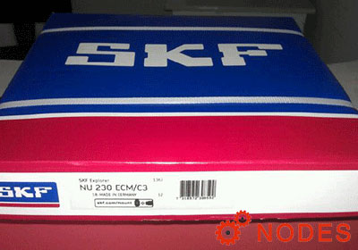 SKF NU230ECM cylindrical roller bearings
